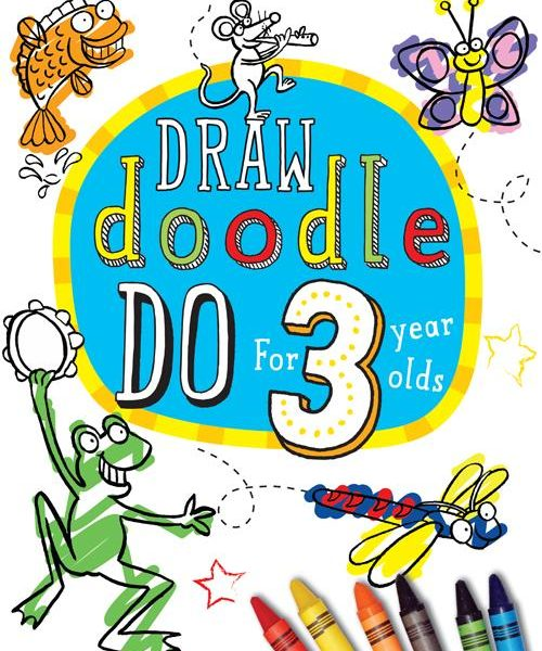 Draw Doodle Do for 3-Year-Olds
