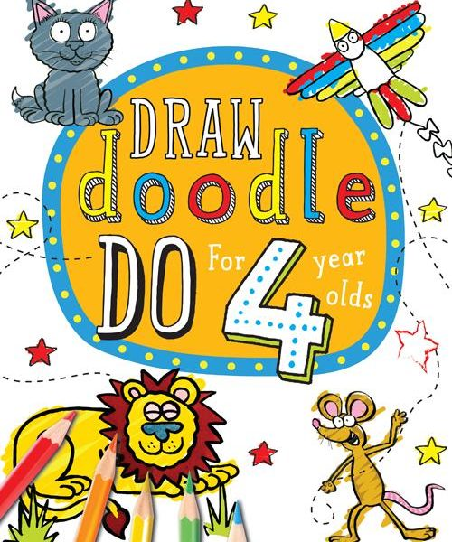 Draw Doodle Do for 4-Year-Olds