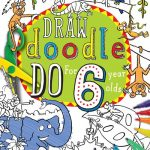 Draw Doodle Do for 6-Year Olds