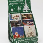 24-Day Mini Advent Christmas Cards #2 (60)