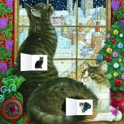 Ivory Cats Advent