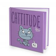 Cattitude Book Only – NEW
