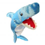 Shark Moving Mouth Hand Puppet