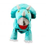 Triceratops Moving Mouth Hand Puppet